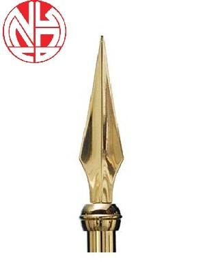 Brass Spearhead