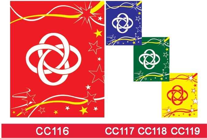 Flying C.C Flags